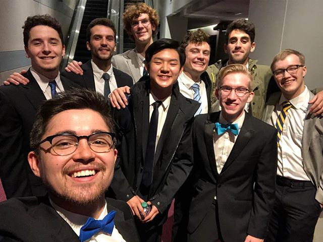 We had such an amazing time performing at the Rotary Eastern Cities Dinner. Dean Paul Burgett was a member of this wonderful society, and we are so honored to perform at this event on his behalf.