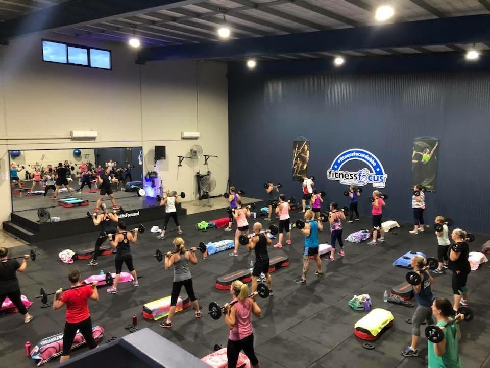 Classes — Fitness Focus Dubbo