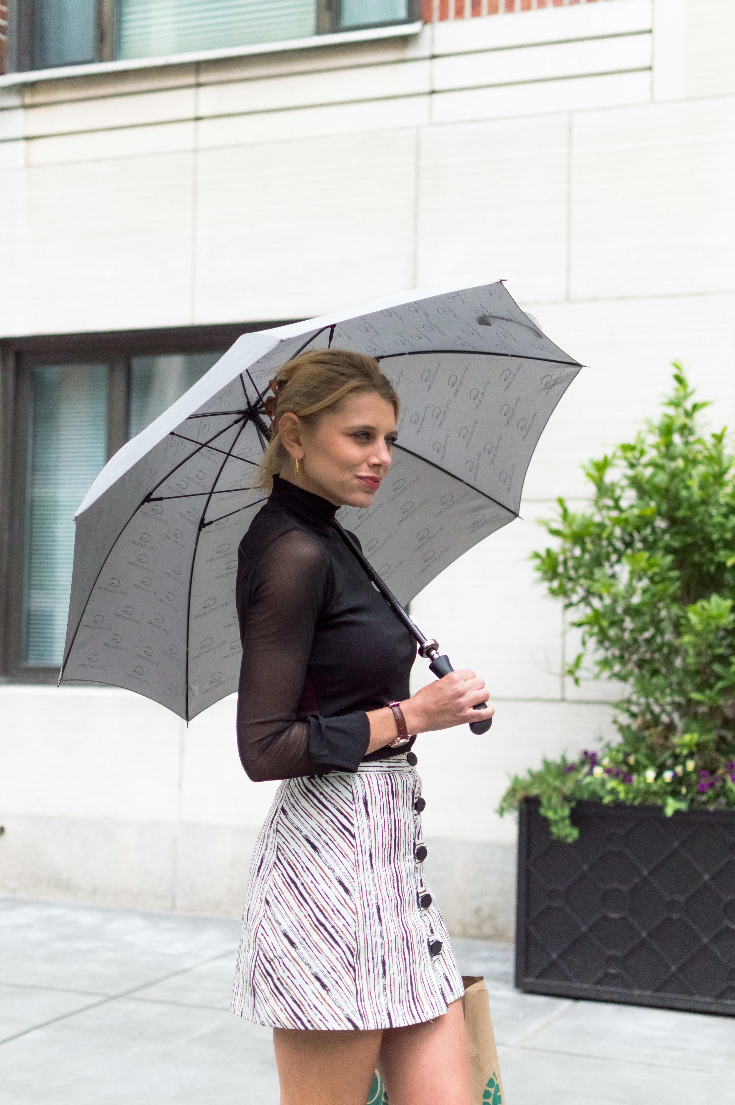Black Sleek Long Sleeve, Zara
