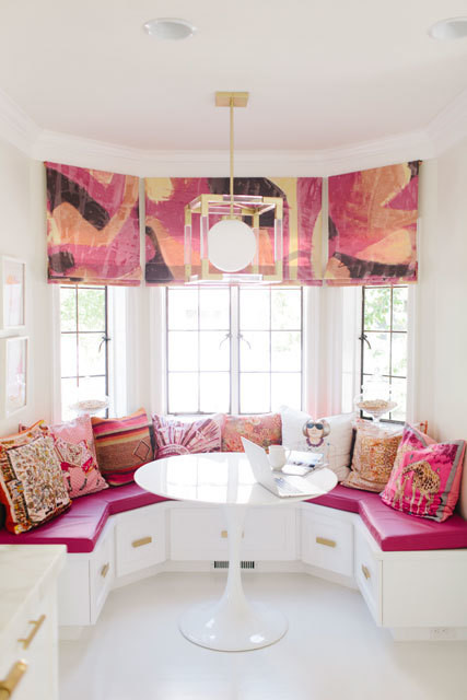 LONNY MAGAZINE ·   This Is The Most Colorful Home We've Ever Seen     · Text:  Angela Tafoya  · Photography: Becky Kimball for Lonny ·  Link Here