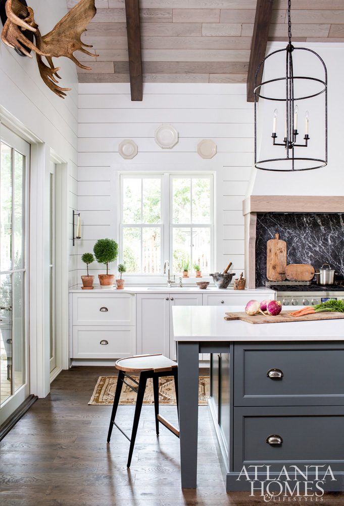 ATLANTA HOME & LIFESTYLES · Serenbe Showhouse,  COUNTRY IDYLL  · July 2019