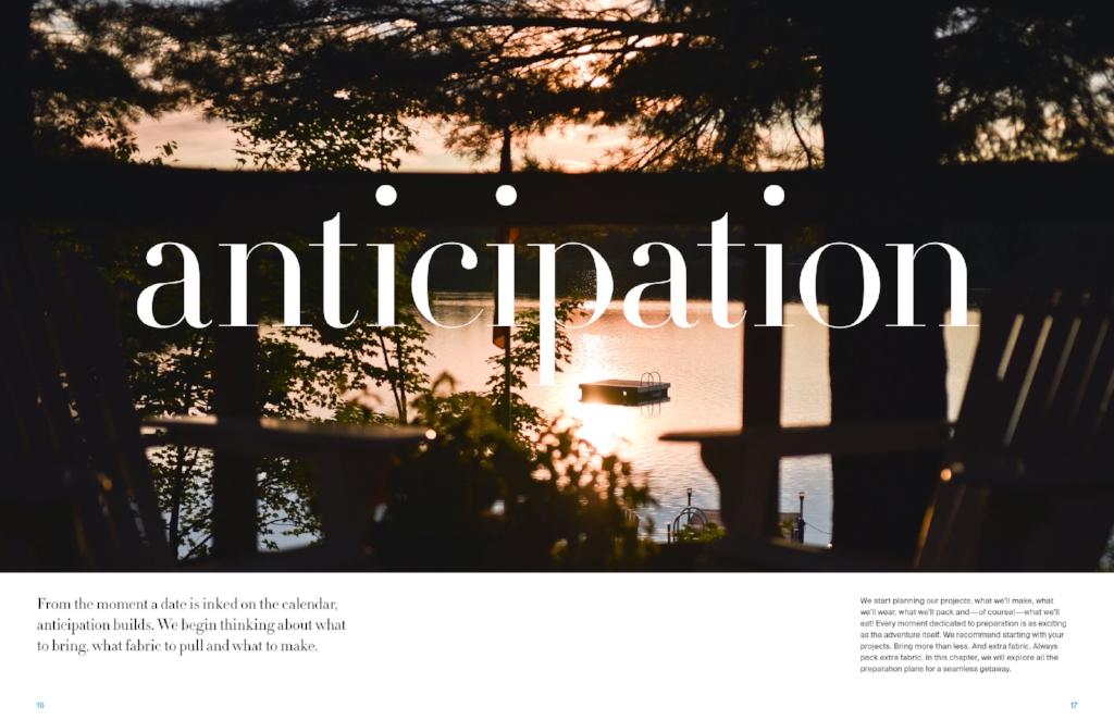 Handmade Getaway Anticipation