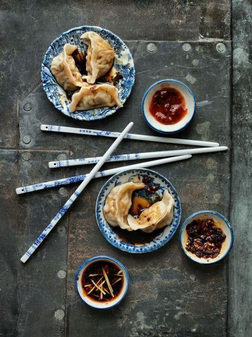 How to make Dumplings -