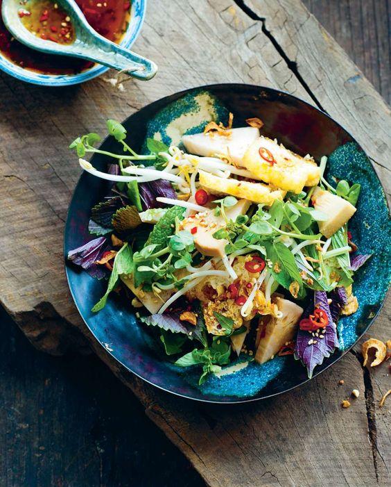 Vegetarian Vietnamese with Cameron Stauch -