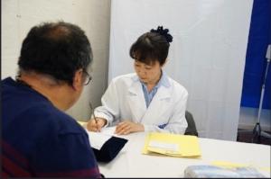 Connie Tsai, Tzu Chi Free Clinic in Milpitas, CA