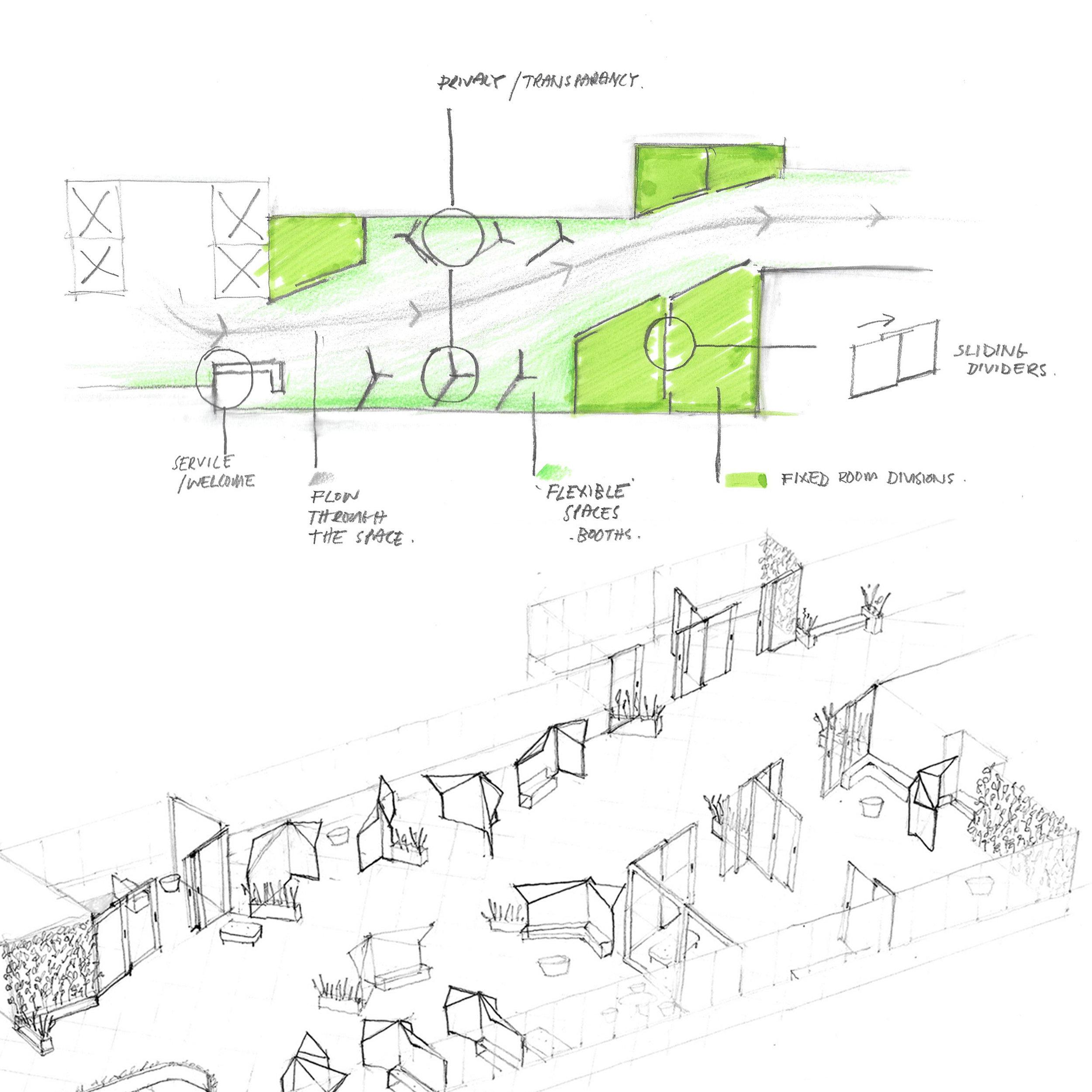 Level 8 Concept Design — DHW Lab