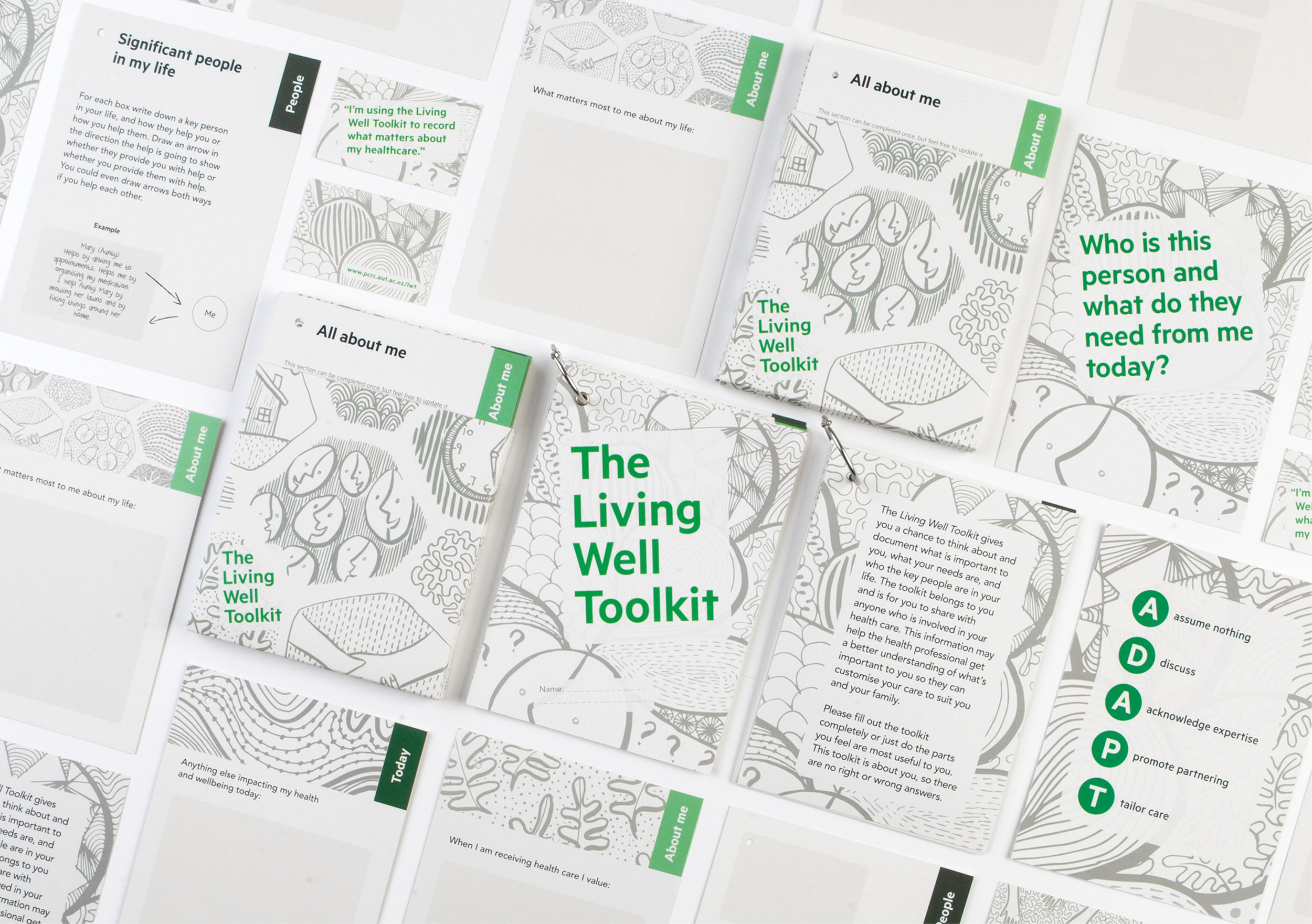 Living Well Toolkit