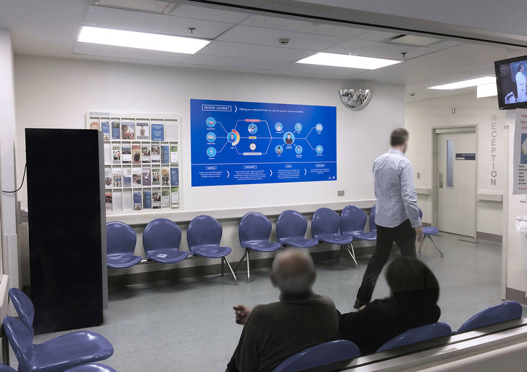 Prototyping collaborative relationships between design and healthcare experts: mapping the patient journey