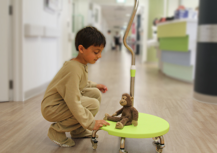 Neerali Parbhu: Valuing the voices of children: a case study of involving children in the process of medical equipment design in the hospital environment
