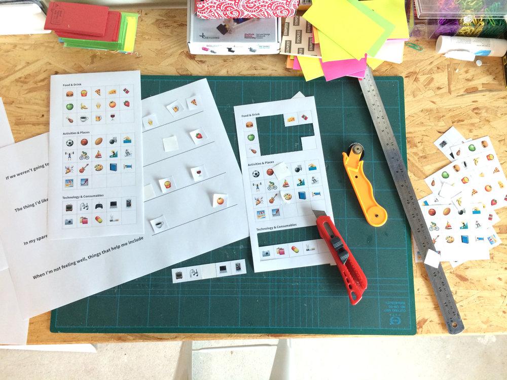 Prototyping workshop activities