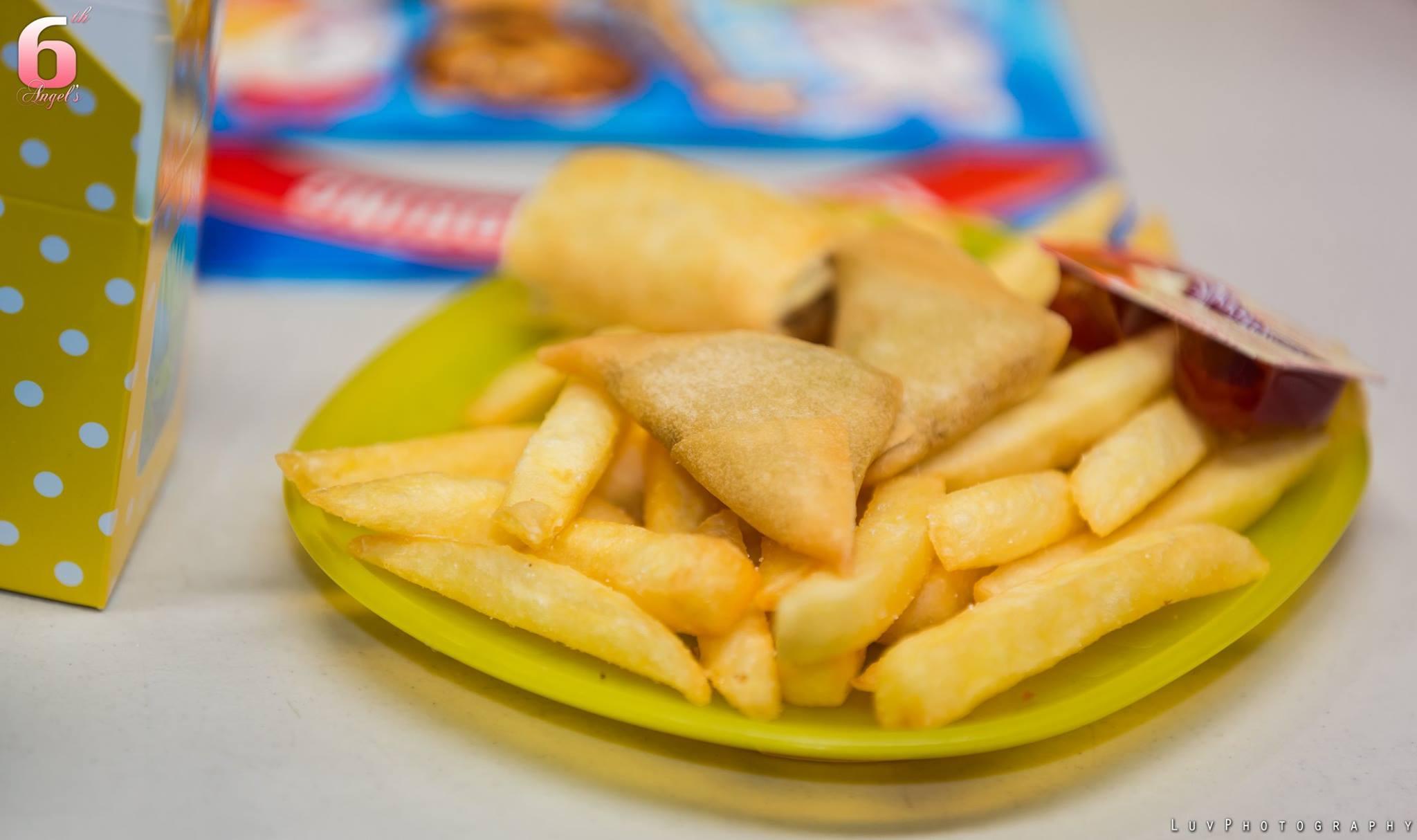 Cafe Menu - Food & Drinks Pricing/Information