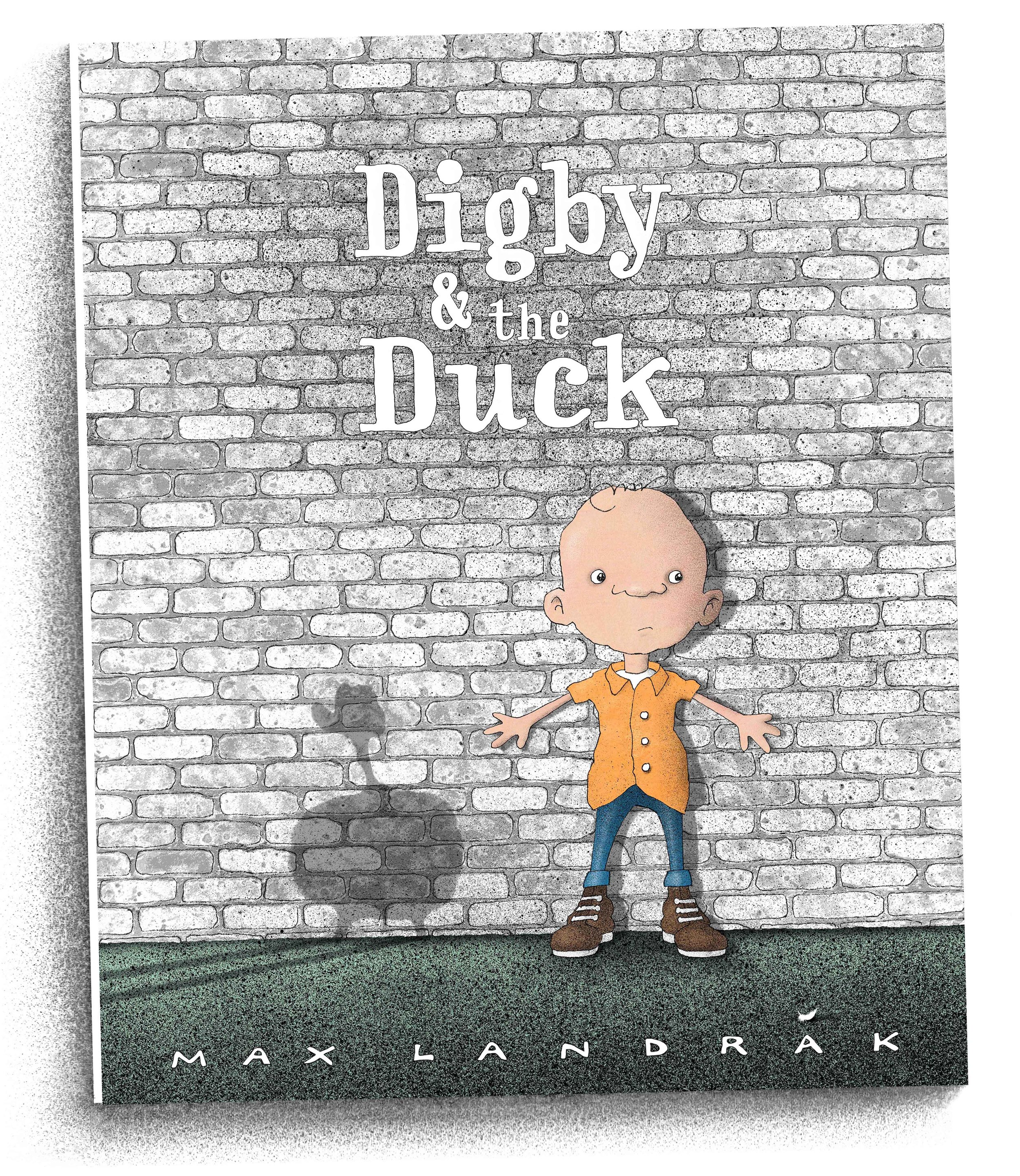 Digby & the Duck - If it walks like a duck, and talks like a duck, it probably is a duck.Or is it?Digby is worried something may be spying on him.He tries to run. He tries to hide. He tries everything, but nothing works.In the end, there's only one thing left to do; Digby has to confront his fear.