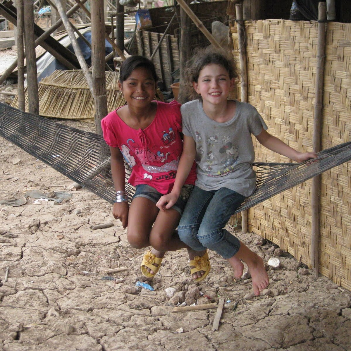 Madi (now age 15) went on a mission trip to SE Asia in 2012.
