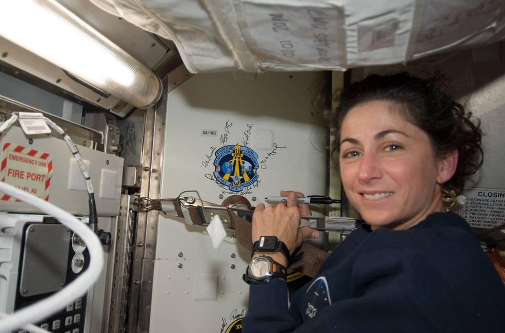 Ms Nicole Stott Astronaut, engineer, educator and artist. With two space flight and 104 days living onboard the ISS, Nicole is currently the Special Adviser to CASE.