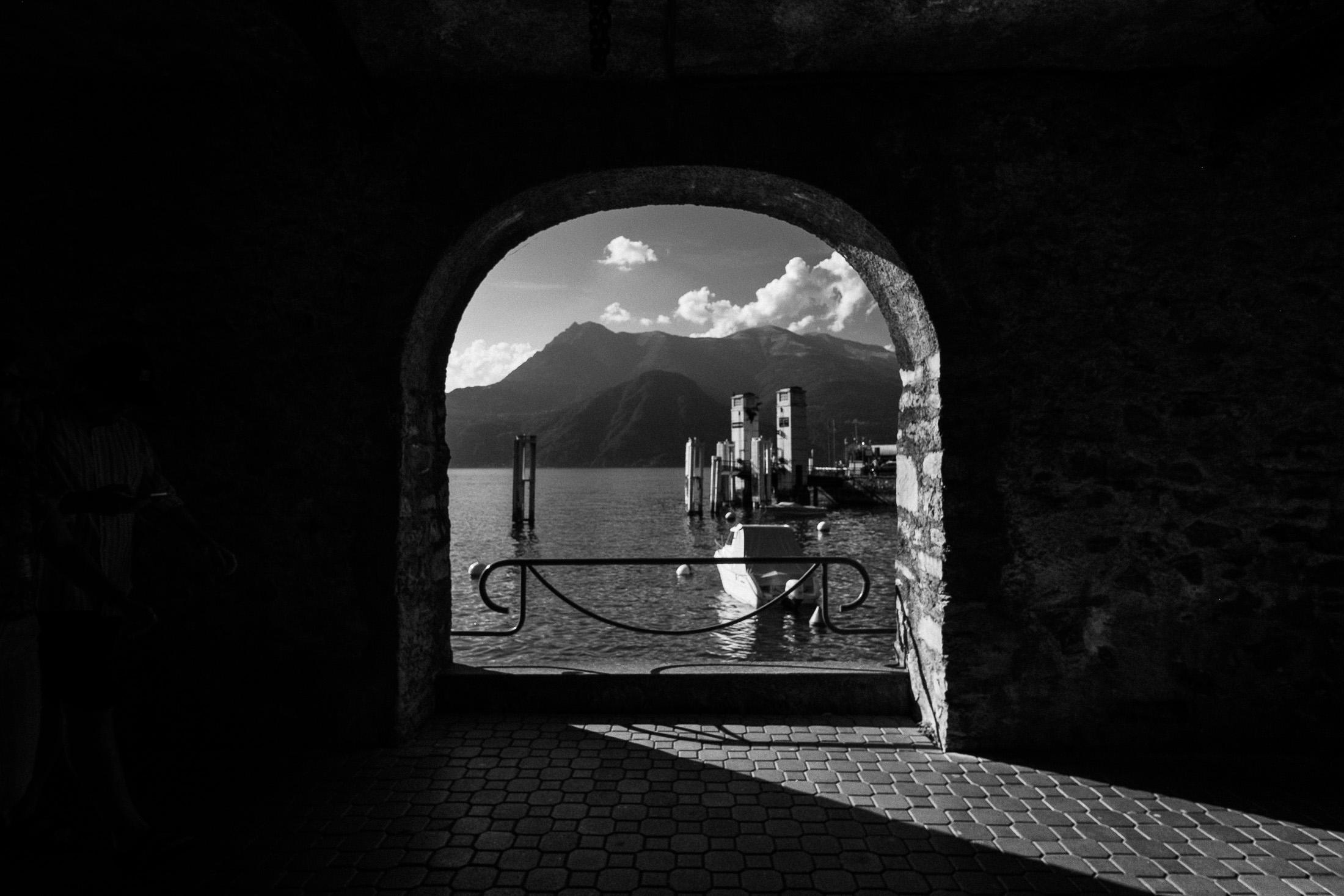Lake Como, Varenna, Italy.    Fuji XT2 w/ Samyang 12mm f2.0