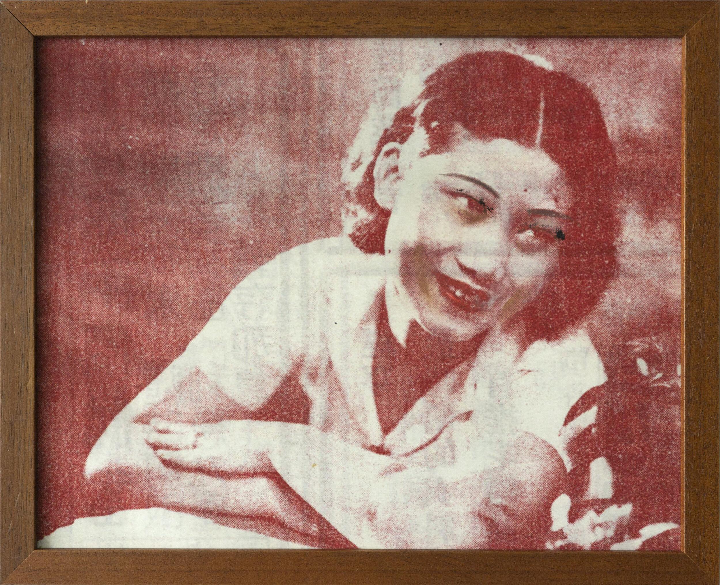 安娜,1933年(化妆:王雪莹)