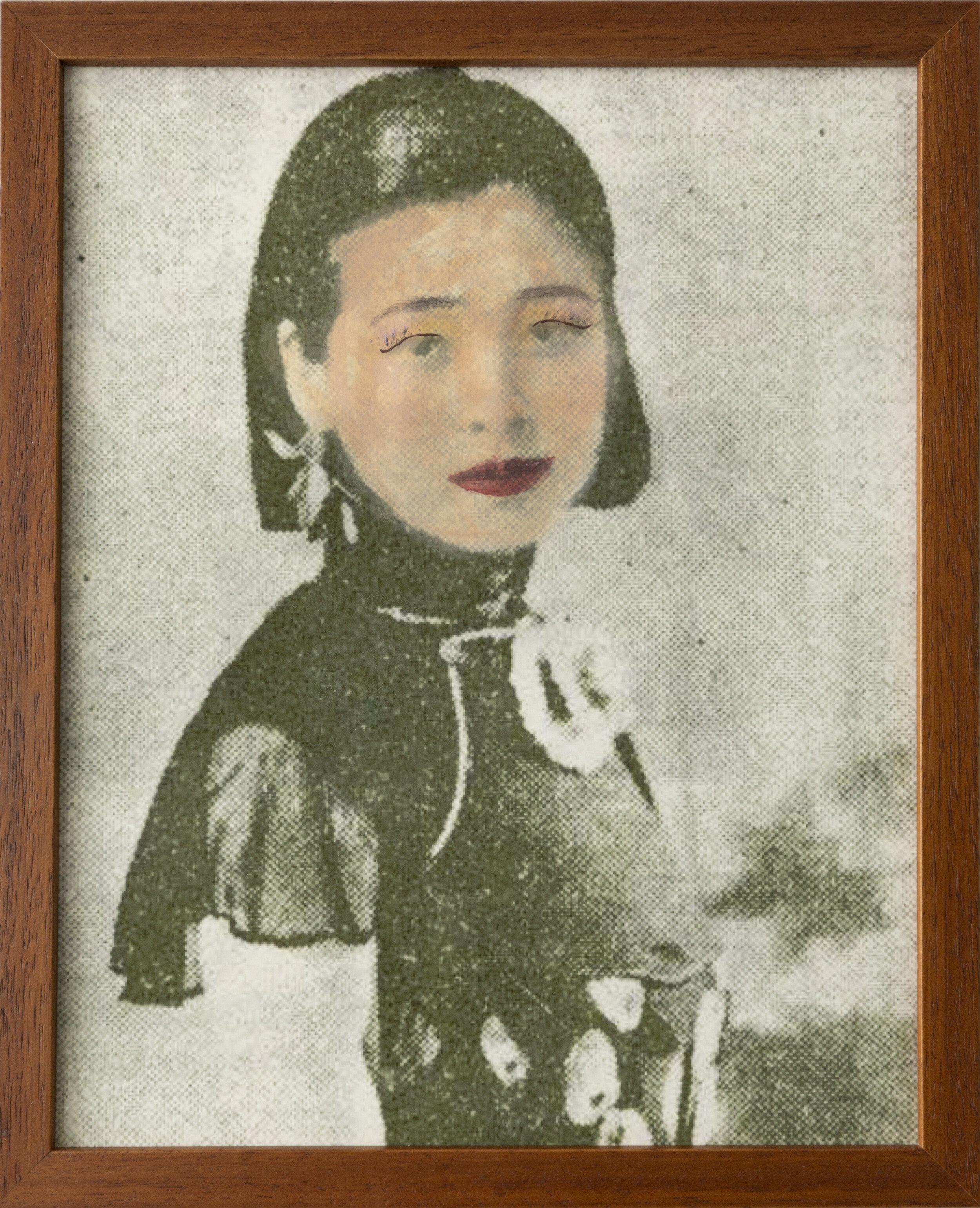 邓懿,1935年(化妆:王艺萱)