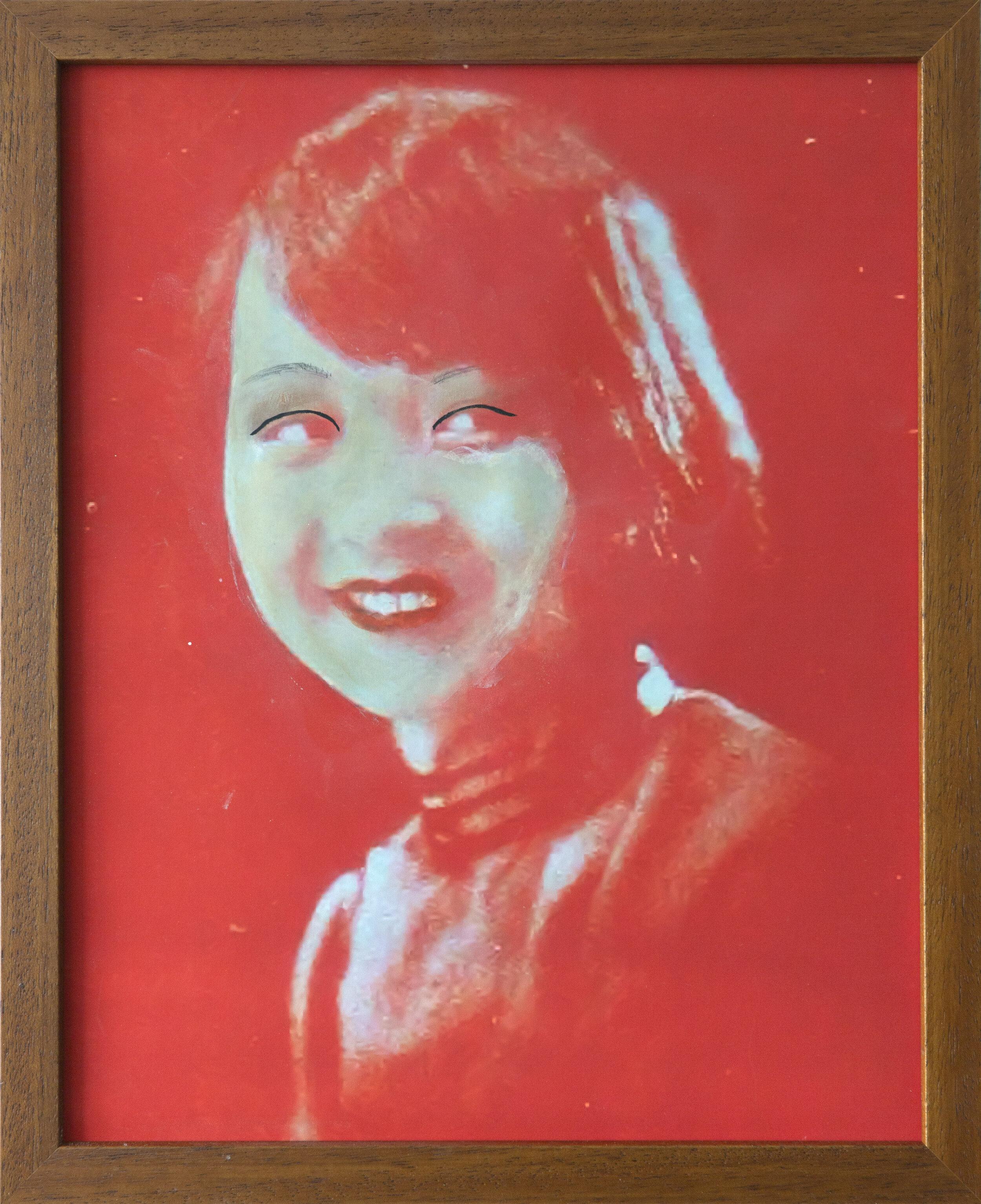 黎莉莉,1936年(化妆:杨心怡)