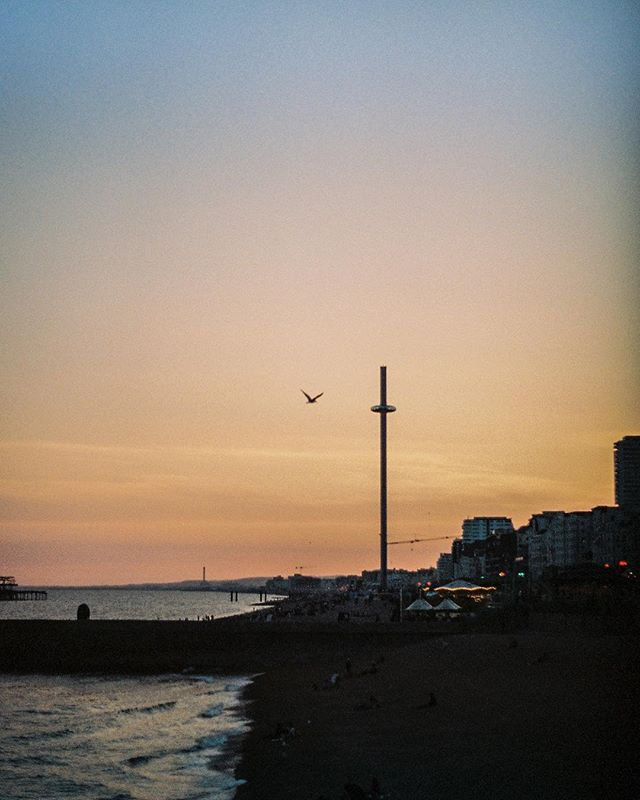 Brighton, UK. 2018.