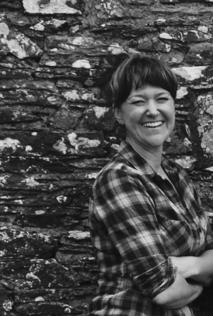 Mel Chambers  Partner - Operations, Marketing & Teacher  Mel Chambers is a self-taught artist based on the beautiful Helford River near Falmouth in Cornwall. As well as being the creator of Alchemy Tiles, she is also a painter, a sculptress and a Partner at Studio 45 looking after the Operations, Marketing and Business development.  She has worked alongside some inspiring mentors in Devon including Richenda Macgregor (The Potting Shed, now Studio 45) and Iris Milward (Poetry Tiles). Combined with her background in business, permaculture, teaching and presenting she has developed as an artist and sculptress in her own right and travels extensively to shows and galleries across the UK. You can view her portfolio at  www.melchambers.com