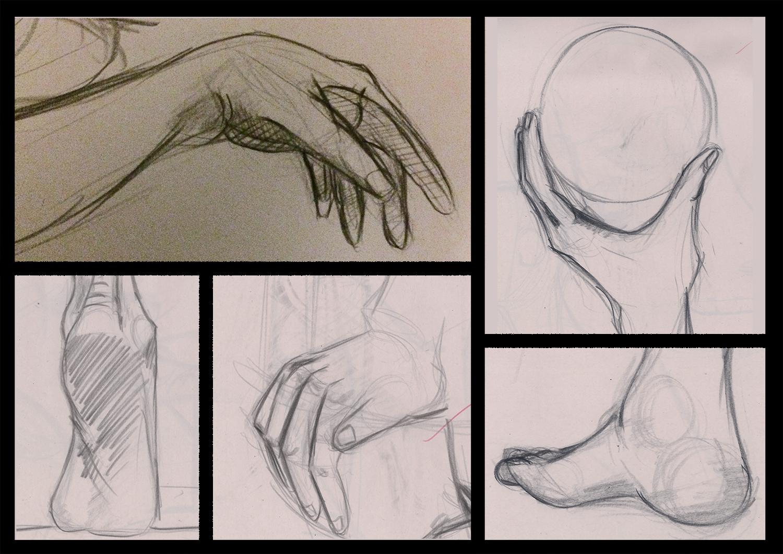 5 Minutes Hands & Feet