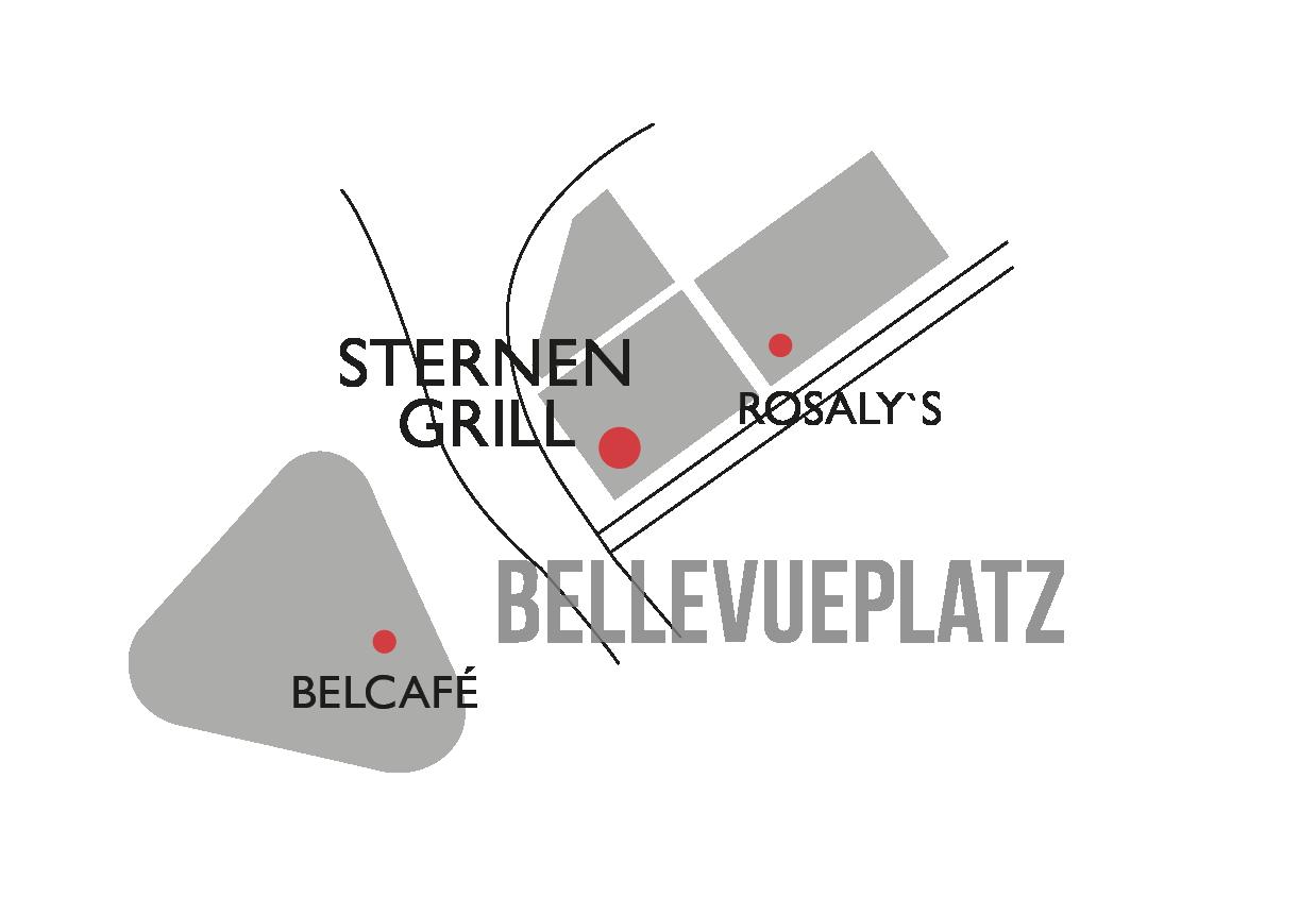 Sternen Grill am Bellevue  in Zürich