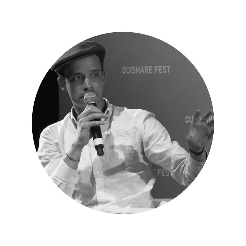 Antoine Delaunay-Belleville - Homme de l'ombre, Antoine est un des principaux acteurs français engagés dans l'économie circulaire et la recherche de nouvelles solutions positives pour la société. Une figure majeure du low-tech, actuellement Community Developer au sein de l'association MakeSens, engagée dans la promotion de l'entrepreneuriat social.