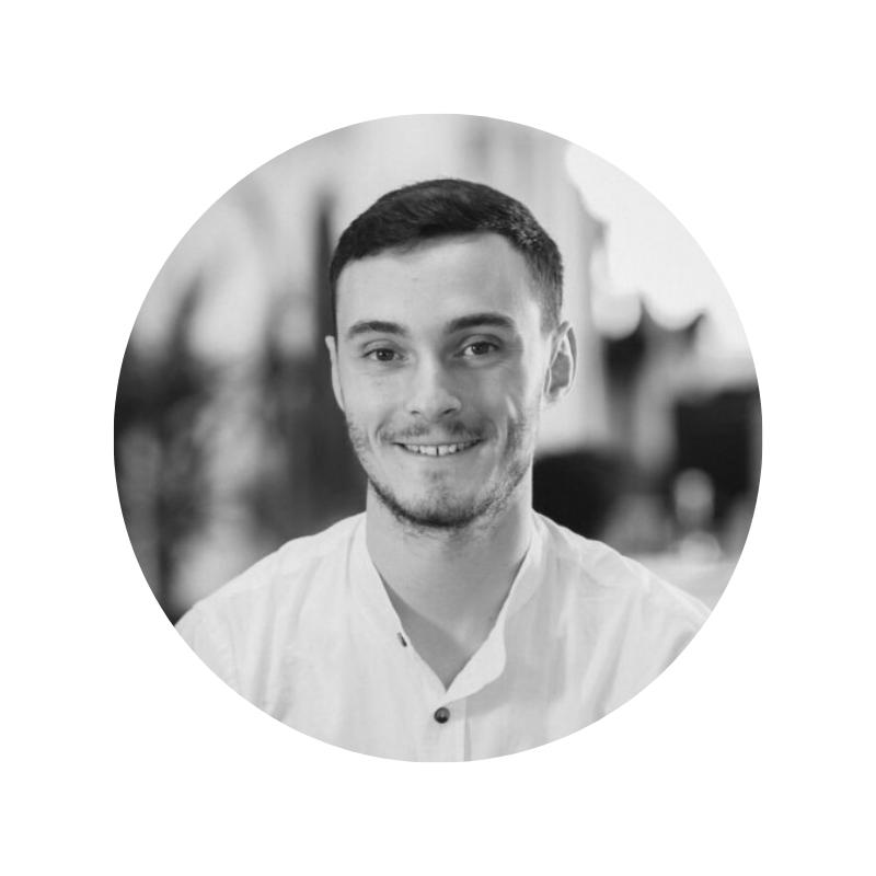Adrien Gaucher - Account Manager, Adrien représente l'une des pièces maîtresses de la machine commerciale Spendesk, qui a su allier ingénierie web, approche client et suivi marketing au nom de la croissance. Du pur growth, comme on dit.