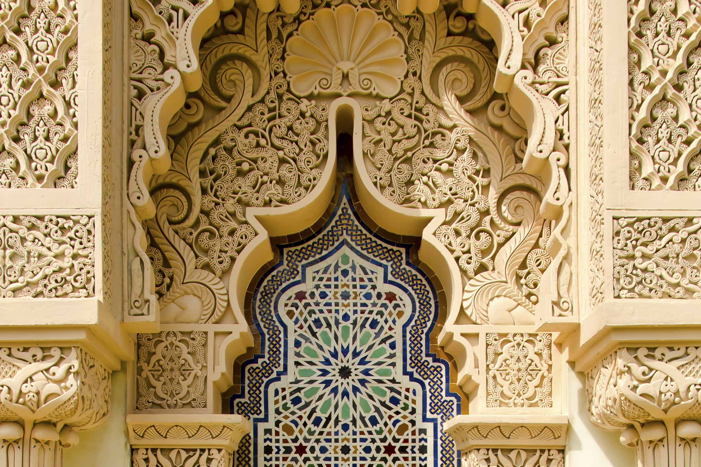 Moroccan traditional architecture
