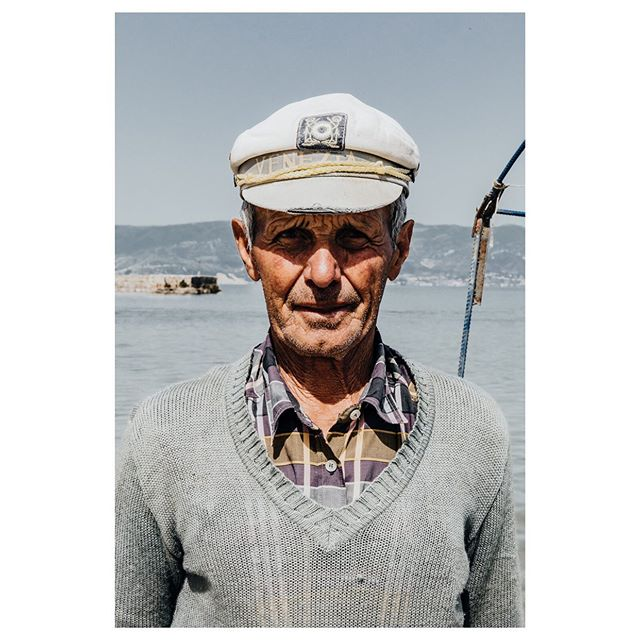 Ohrid Lake, North Macedonia  Macedonia or North Macedonia as its recently changed to is one of the poorest countries in Europe. It's the only country to have gained independence without bloodshed in the Balkans.  I sat for a while with this boat taxi captain, not understanding a word each other was saying, but laughing a lot... . . . . #bosnia #balkans #portrait #portraitphotography #ohrid #canon #travelphotographer #adventure #adventureisoutthere #macedonia #getoutdoors #portrait_planet #wine #vscocam #exploreeverything #exploremore #optoutside  #travelphotography #wanderer #wanderlust #tagsta_travel #ig_worldclub #worldcaptures #worldingram #mytravelgram #bbctravel #natgeo #guardiantravelsnaps #travelingram #humanity_shots_