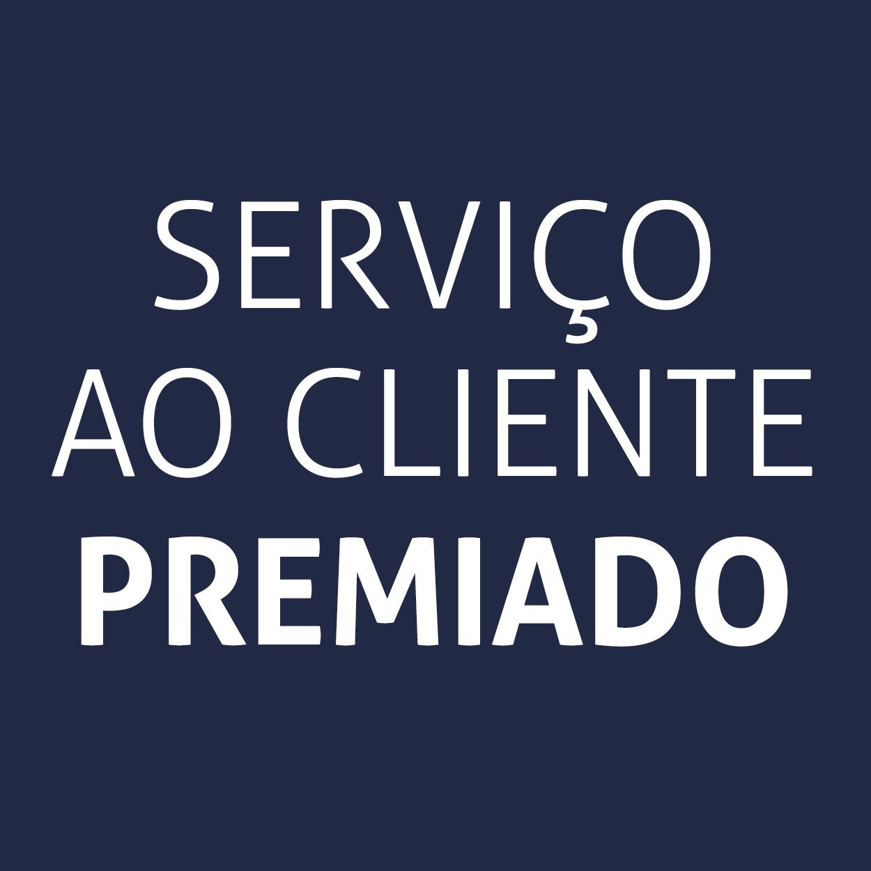 Serviço ao cliente premiado