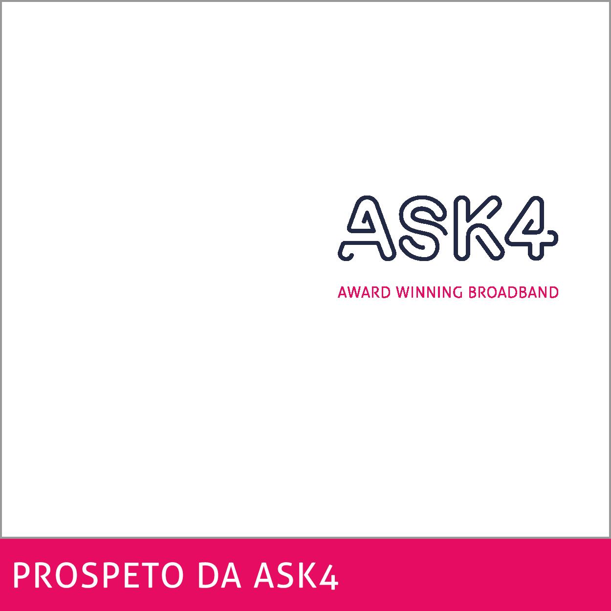 Prospeto de ASK4