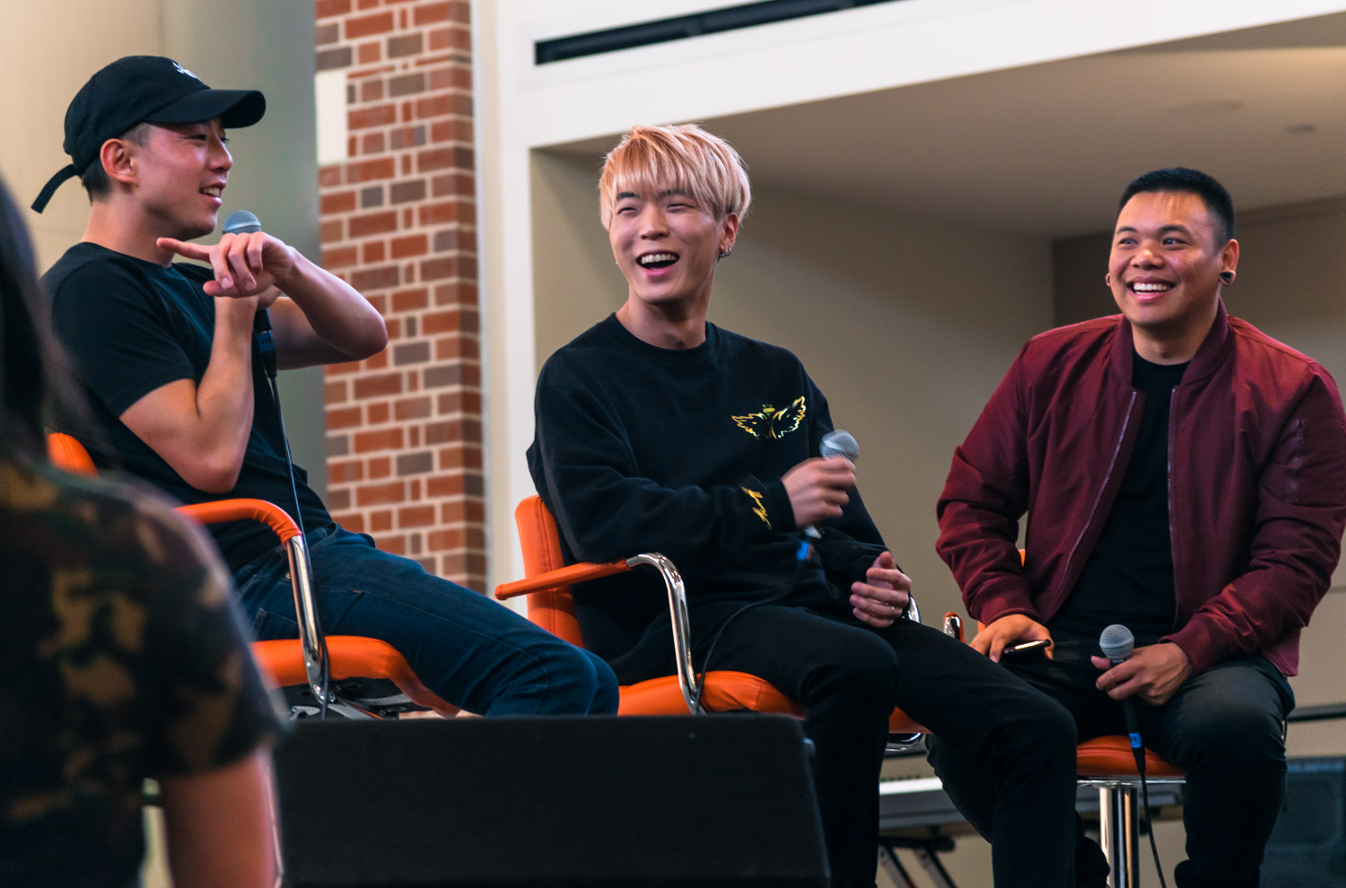 DANakaDAN ,  JuNCurryAhn , and  AJ Rafael