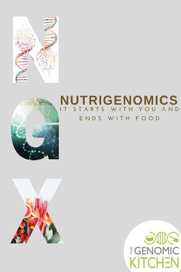 What is Nutrigenomics
