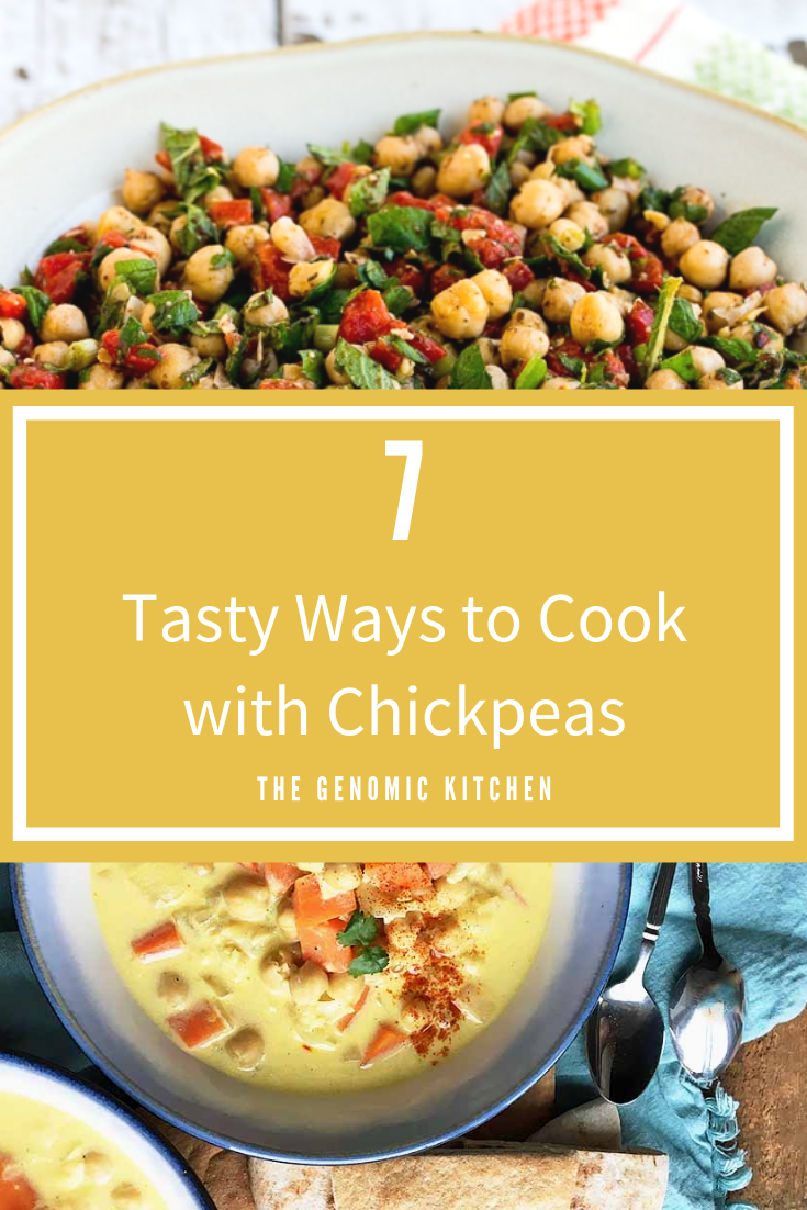 7 Tasty Ways to Cook with Chickpeas