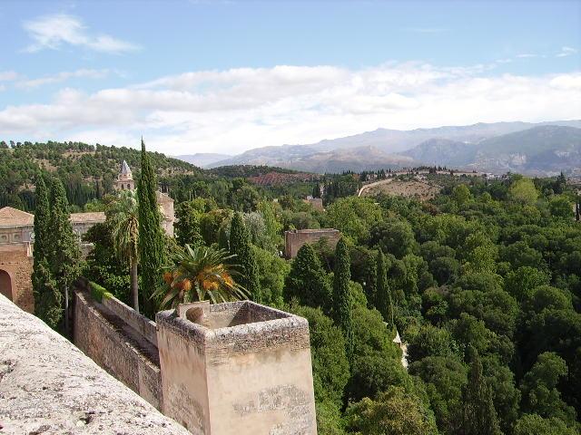 Hills of Spain