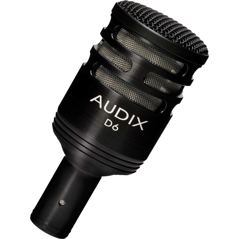 Audix D6 :: Kick Drum Mic