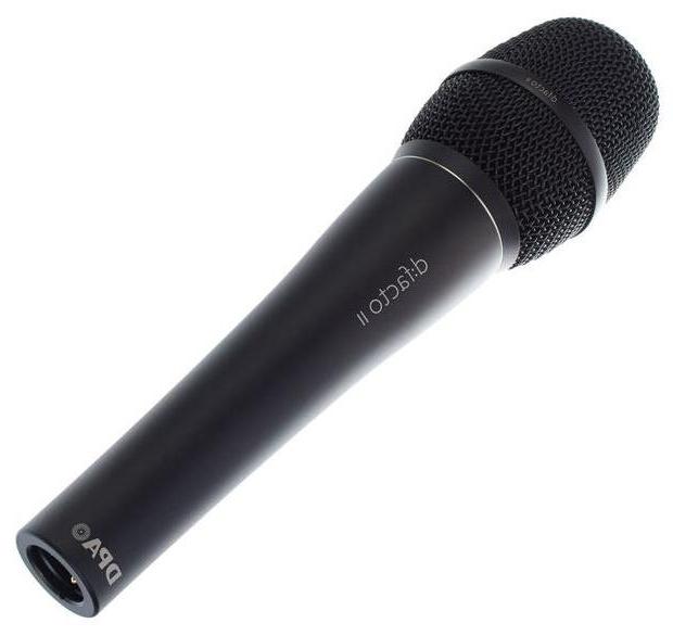 DPA D:Facto :: Condenser Vocal Mic