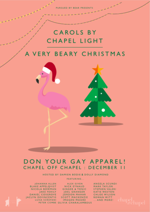 Carols by Chapel Light: a Very Beary Christmas -
