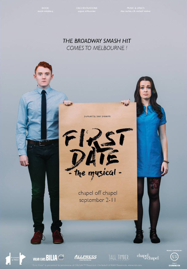 First Date: the Musical -