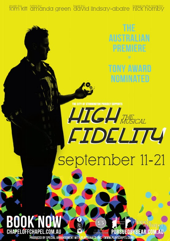 High Fidelity: the Musical -