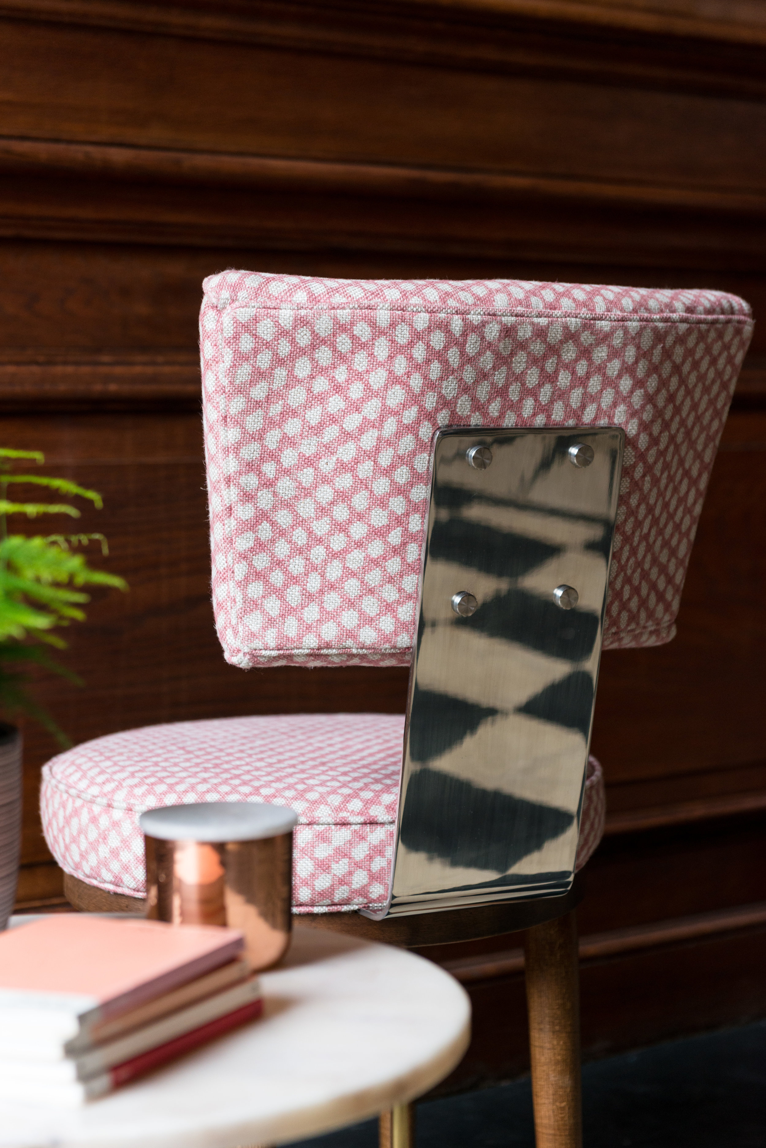 UPHOLSTERED SEATING COLLECTION -