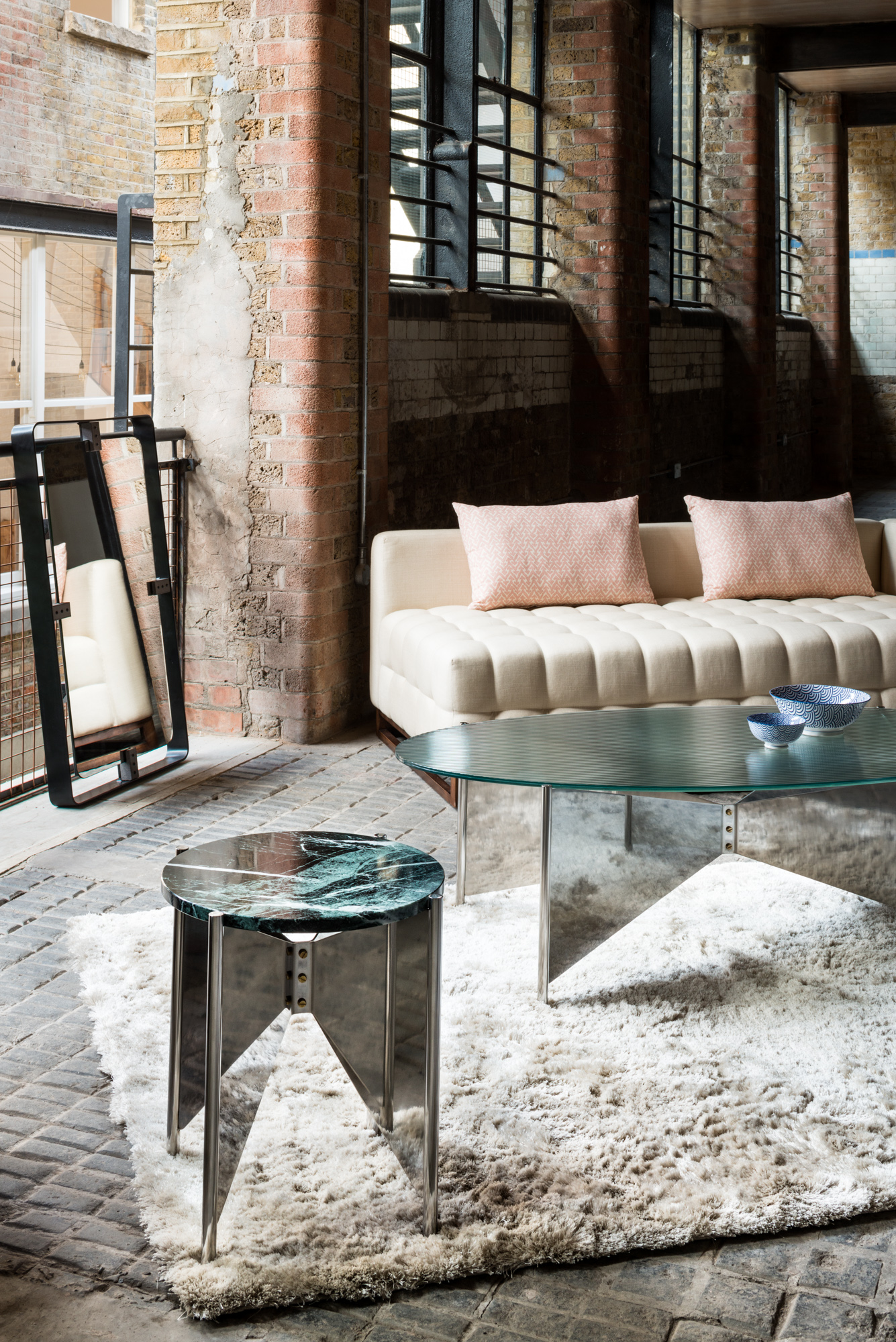 TABLES & ACCESSORIES COLLECTION -