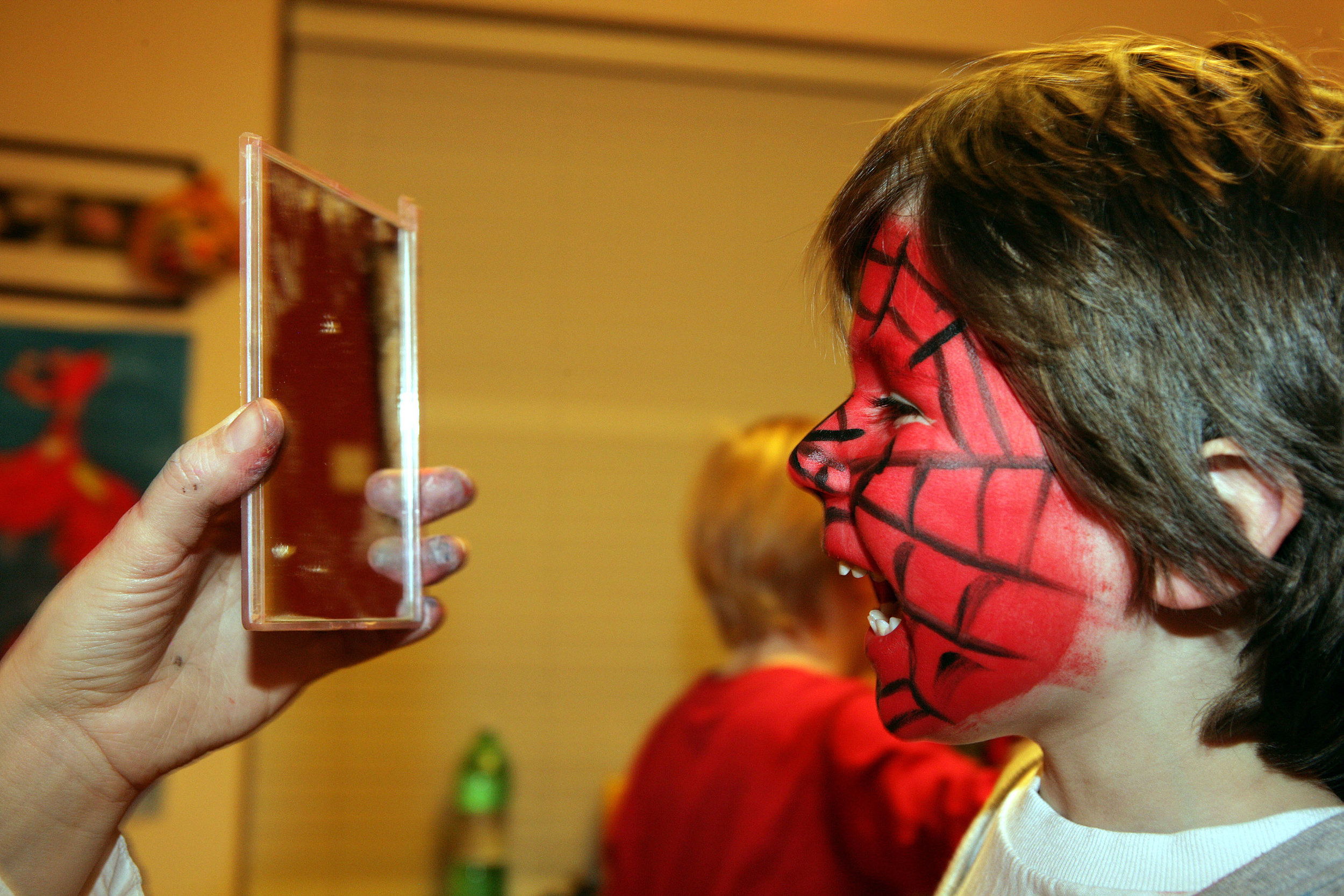 face painting dublin spideman.jpg