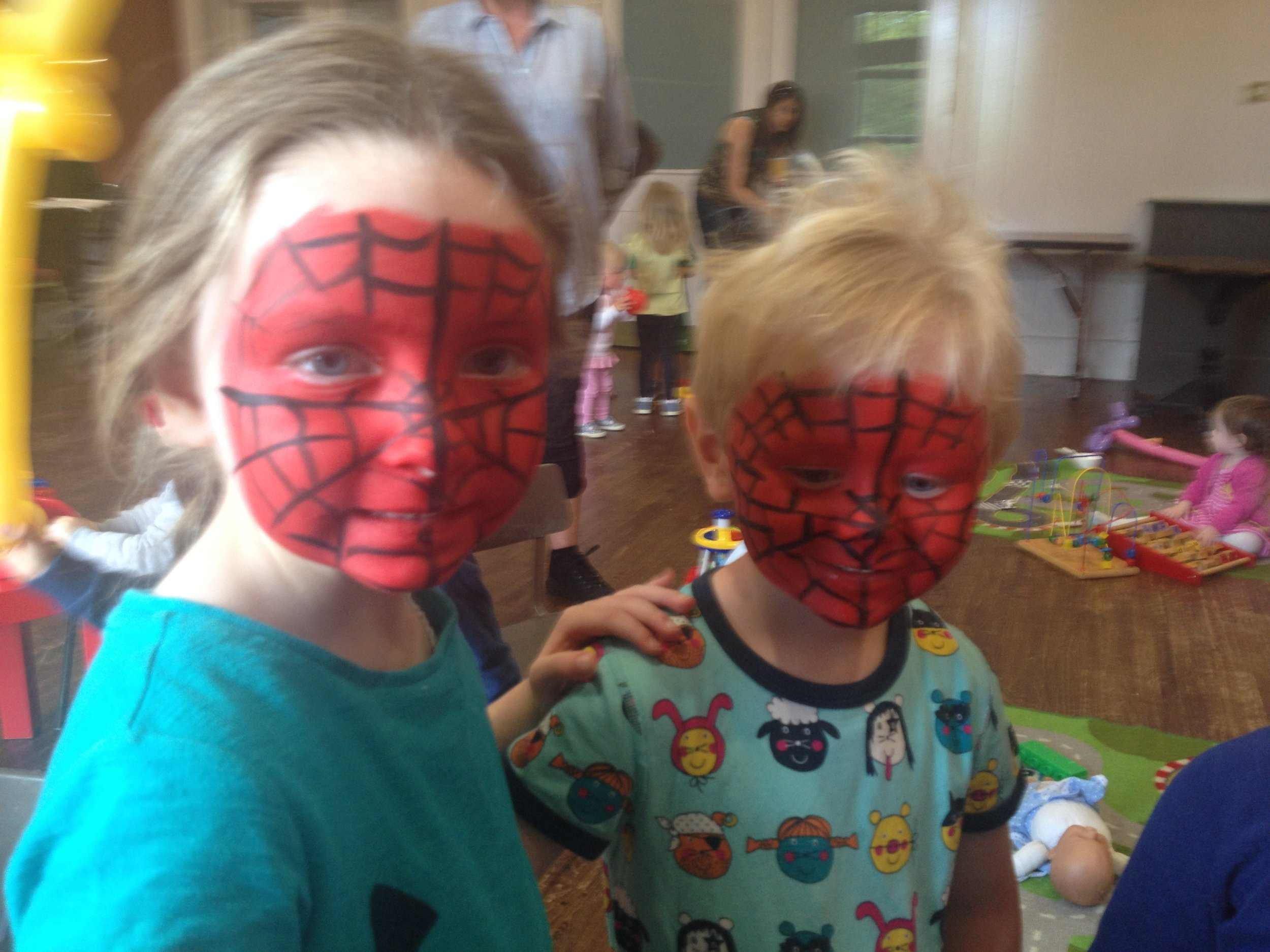 face painting dublin spidermen.JPG