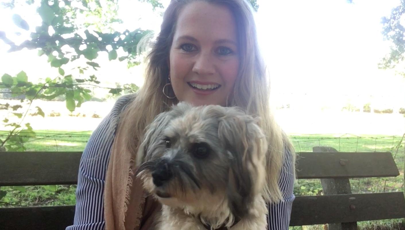 Laura Wierda Studiecoach uitstelgedrag motivatie plannen Aan de wandel met Wiebe