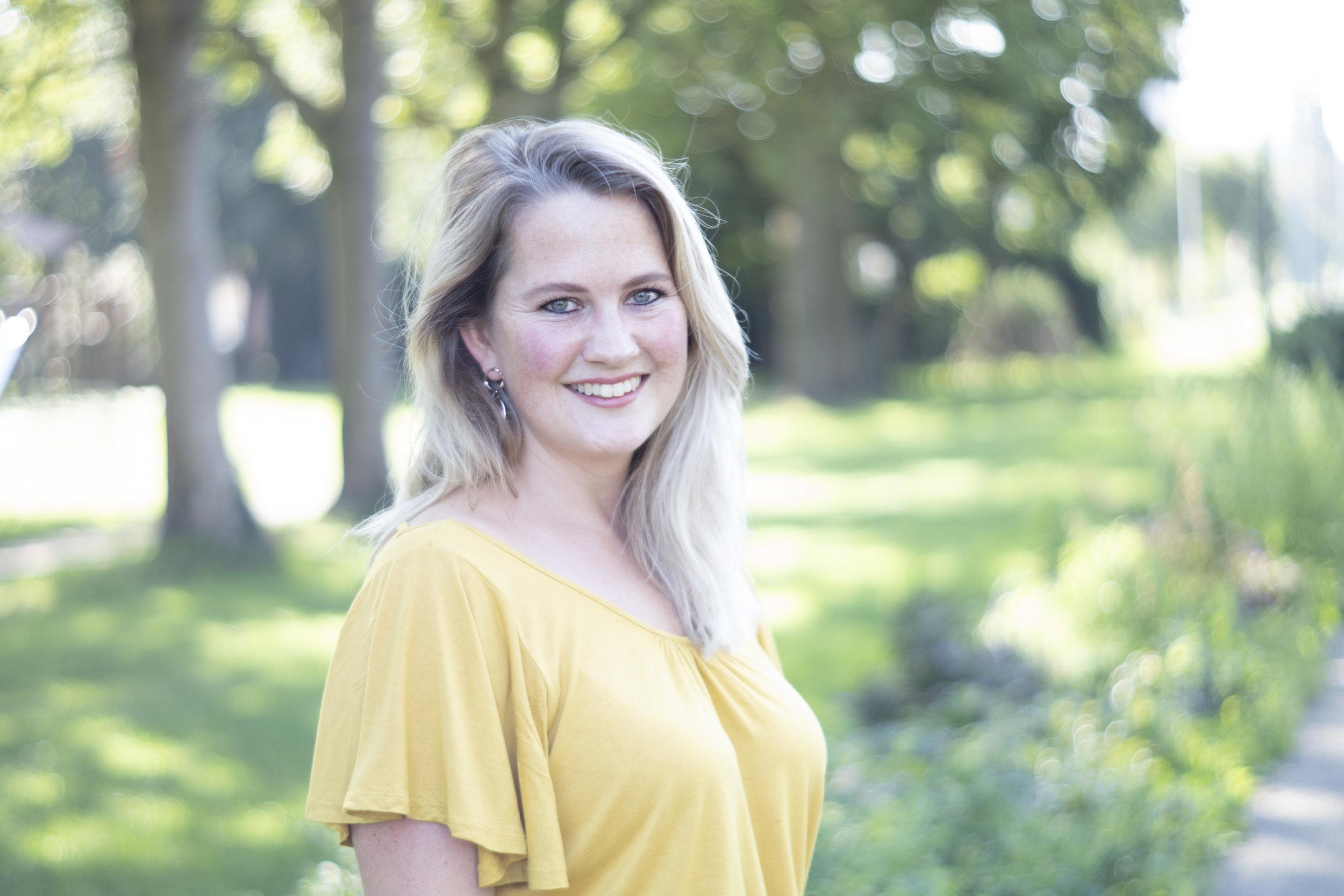 Gratis sessie Laura Wierda Jonge Kracht Vooruit