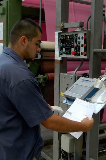 LOOMDATA Hardware für die industrielle Produktion