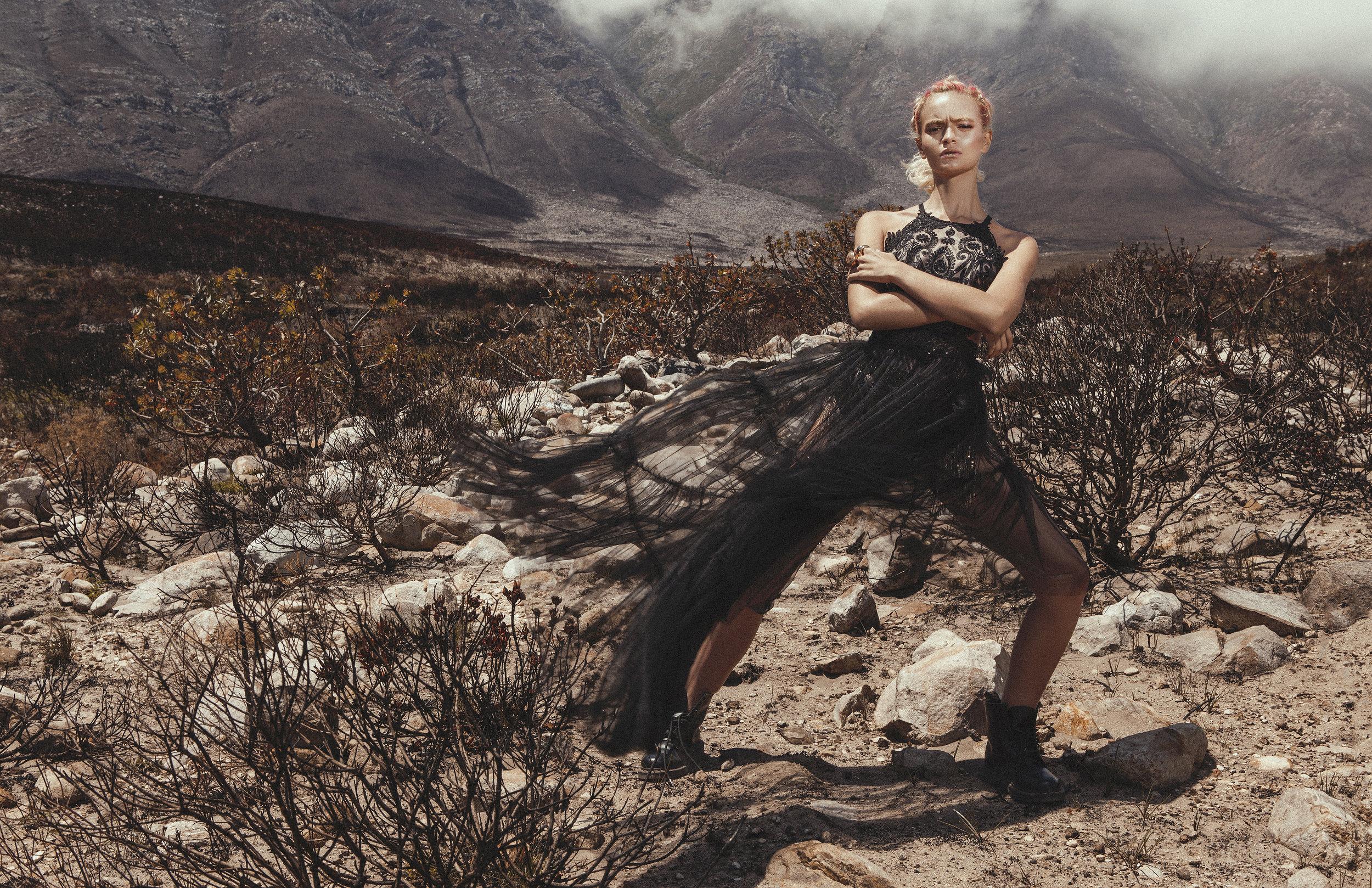 DRESS: Shana Moreland