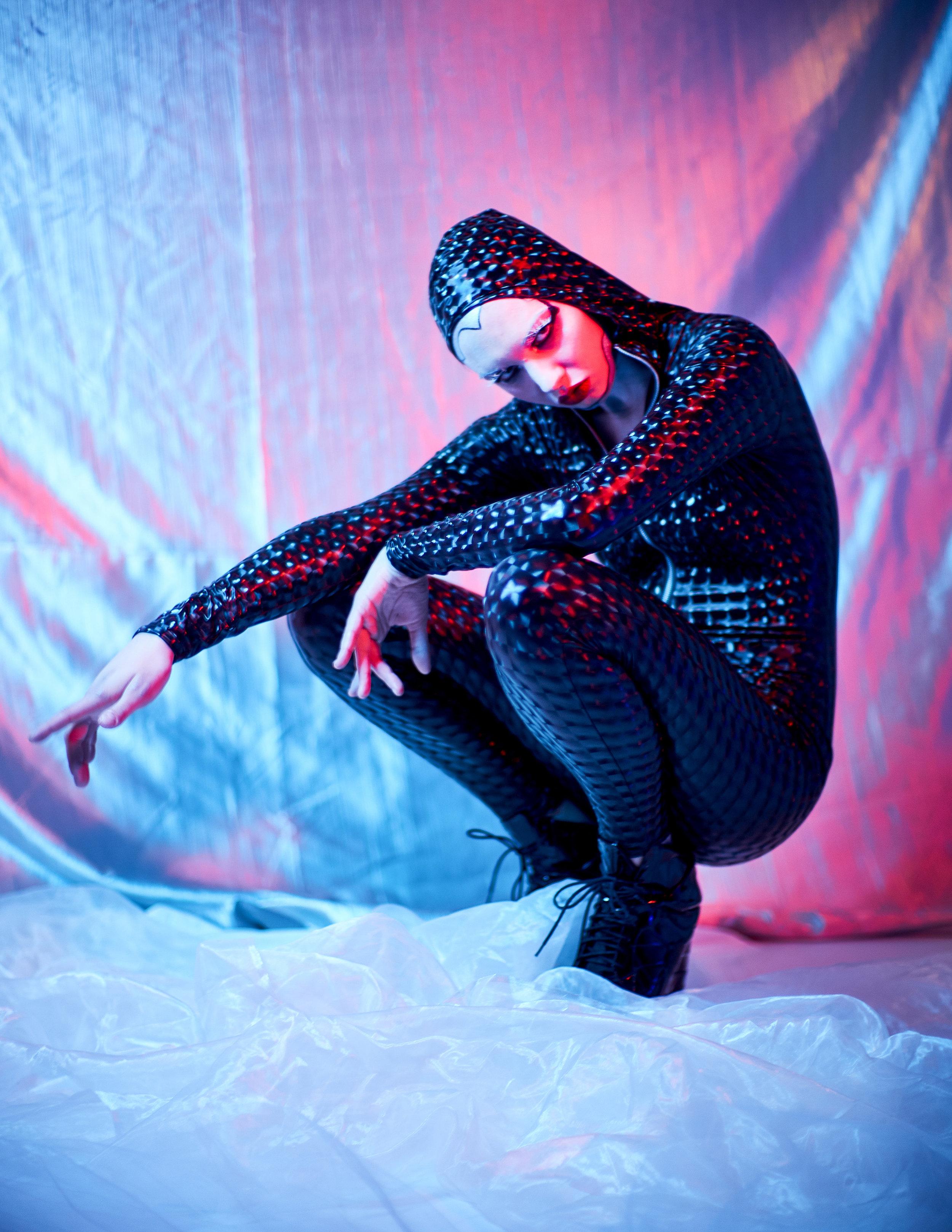 Bodysuit - Alicia Zenobia